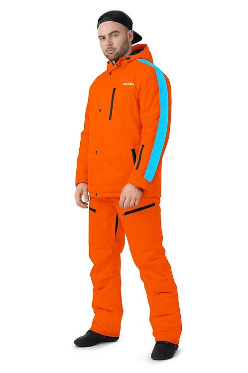 "Мужской горнолыжный костюм ""Skytour Mens"" Orangepaint V1"