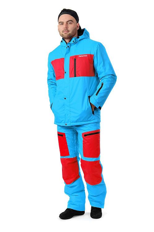 """Мужской утепленный костюм """"Snowtour Mens"""" Bluepaint V2"""