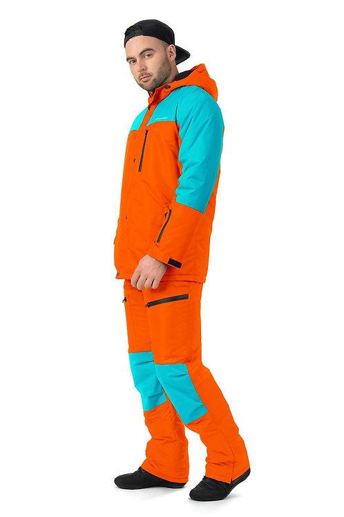 "Мужской горнолыжный костюм ""Skytour Mens"" Orangepaint V3"