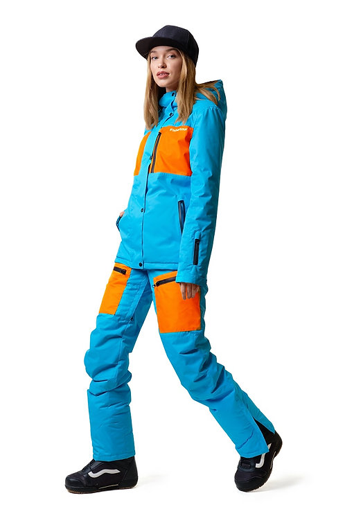 """Женский горнолыжный костюм """"Skytour Lady"""" Bluepaint V2"""