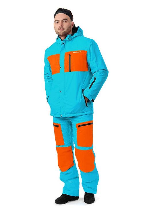 """Мужской демисезонный костюм """"Watertour Mens"""" Aquapaint V2"""