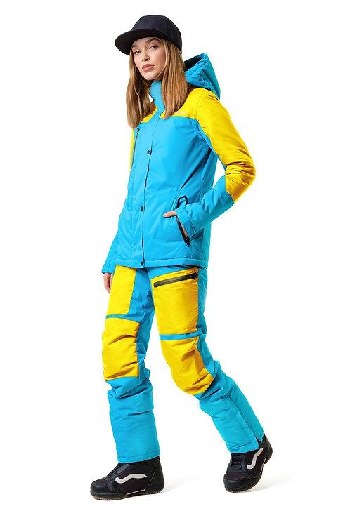 """Женский горнолыжный костюм """"Skytour Lady"""" Bluepaint V3"""