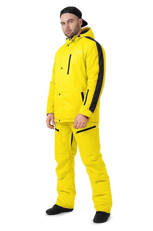"Мужской демисезонный костюм ""Watertour Mens"" Yellowpaint V1"