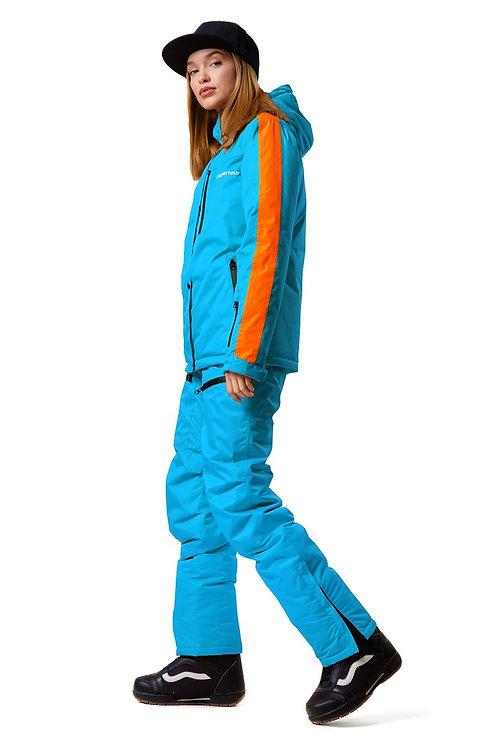 """Женский ветровочный костюм """"Wetnesstour Lady"""" Aquapaint V1"""