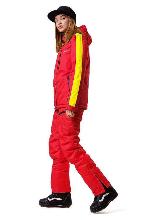 """Женский горнолыжный костюм """"Skytour Lady"""" Redpaint V1"""