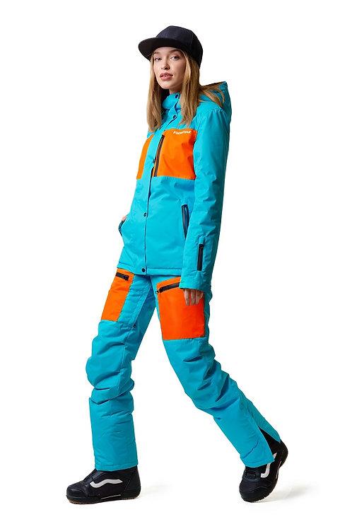 """Женский демисезонный костюм """"Watertour Lady"""" Aquapaint V2"""