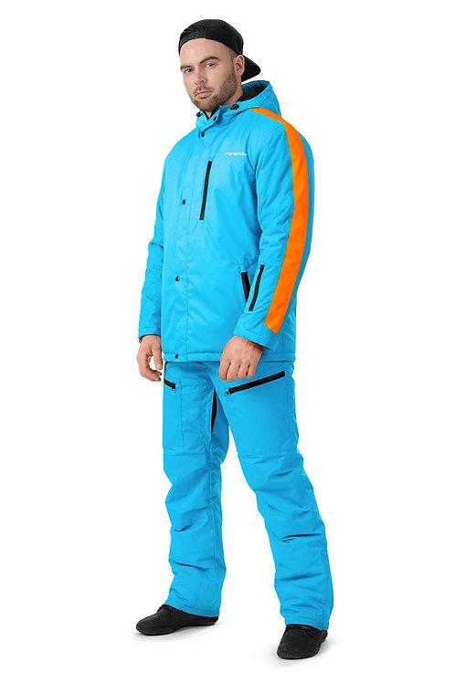"""Мужской демисезонный костюм """"Watertour Mens"""" Bluepaint V1"""