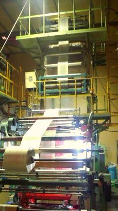 バイオプラ 混練 押出 バイオマスプラスチック 樹脂 PP  PE 製造 製袋 インフレ 射出成型 原反
