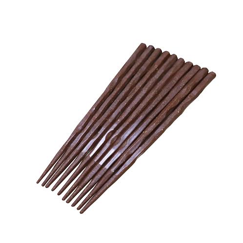 ウッドプラ箸 箸のみ5膳セット