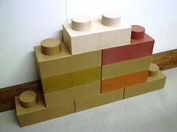カインズホーム E-ブロック バイオマスプラスチック バイオプラ 木粉