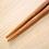 Thumbnail: ウッドプラ箸 箸のみ5膳セット