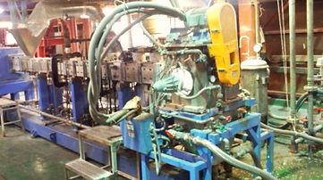 バイオプラ 混練 押出 バイオマスプラスチック 樹脂 PP  PE 製造
