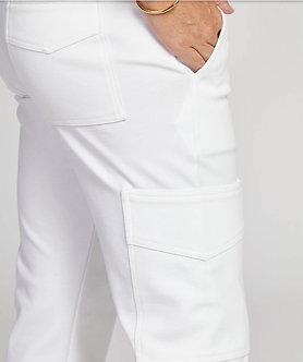 calça Teka em malha pesada