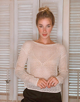Blusa de tricot Lina