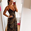 Thumbnail: vestido de chiffon alças