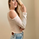Thumbnail: camiseta canelada Juliana, com abertura nos ombros