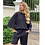 Thumbnail: conjunto de moletinho, com bermuda e blusa.