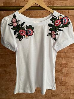 Tshirt Vintage Flower