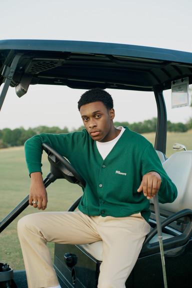 Manor Ushers In A New Style In Golf Wear