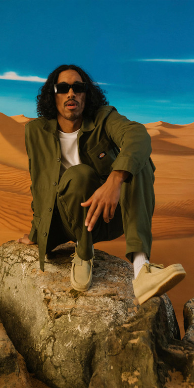 Dickies Life Introduces The Desert Expedition Collection