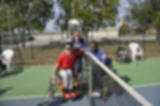Tournoi TMC Para Tennis Airvault