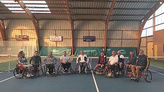 Challenge Tennis Assis 2020 à Chauray