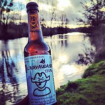Bière l'Airvaudaise & Bière des Corsaire