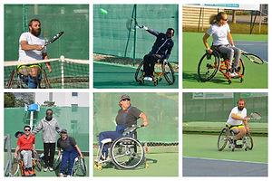 Paratennis & Tennis fauteuil Tournoi Airvault TMC Nouvelle