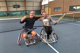 Joueurs de Tennis Assis Challenge 2020