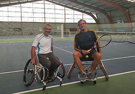 Stéphane PORCHER & Stéphane KISLIG - Tennis Assis Challenge