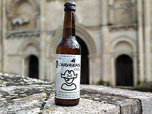 Bière L'Airvaudaise, la bière d'ici Deux