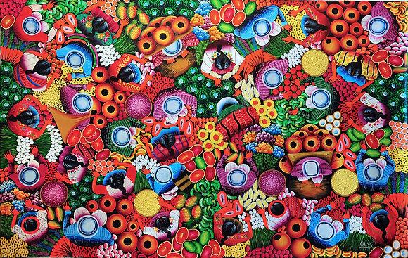 Mercado Bird's eye view (Special edition)