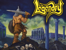 OUT NOW!  Legendry - Mists of time CD