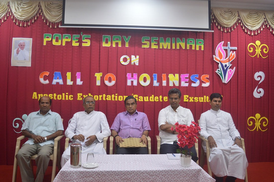 Popes Day Seminar