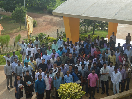 CHENNAI INTER-THEOLOGATE SEMINAR (CITS 2019)
