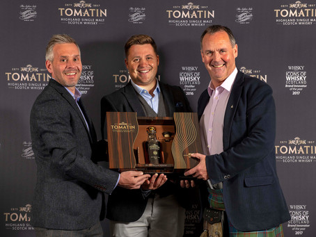 TOMATIN PUTS DRAM INTO DRAMA AT HIGHLAND GOLF PRO AM EVENT