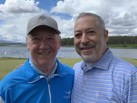 HIGHLAND LINKS HELP DRAW US PAIR TO PRO AM