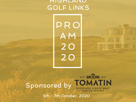 HGL Pro Am Draw 2020