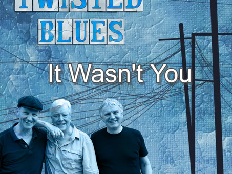 Twisted Blues Charity Single for Liam Colgan Music Fund