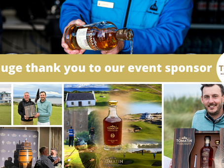 A Huge Thank You To Tomatin