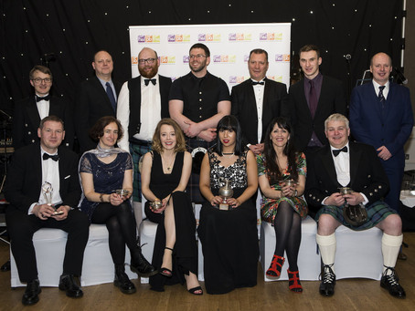 Craig Taylor Named Journalist Of The Year At Highlands And Islands Media Awards