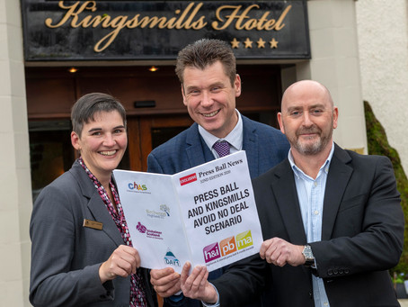 NEW DEAL PUTS HIGHLAND BALL BACK IN KINGSMILLS' COURT