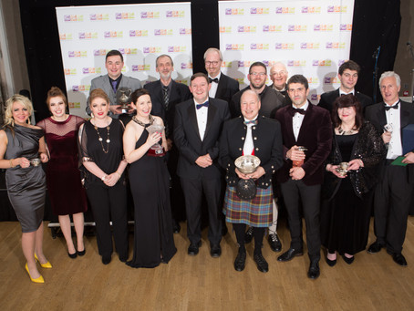 RECORD NUMBERS OF ENTRIES FOR MEDIA AWARDS
