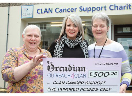 ORCADIAN HELPS CLAN EXPANSION PLANS