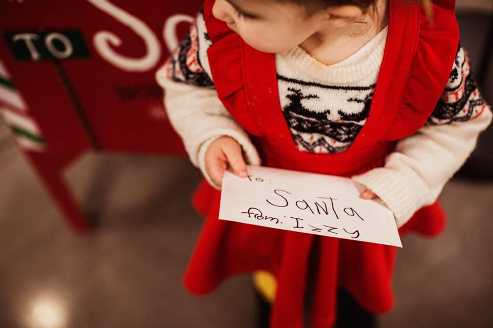 December Details by Aline Memmott