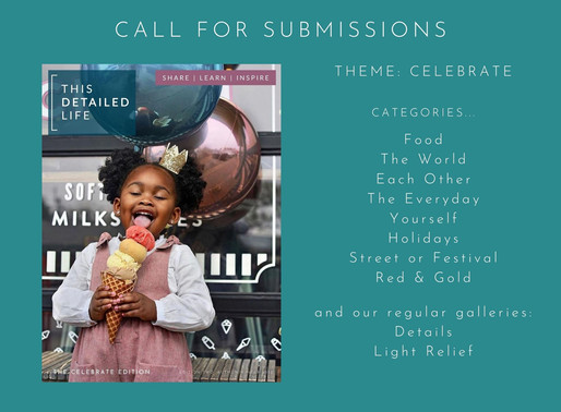 "Edition 2: ""Celebrate"" submissions open"