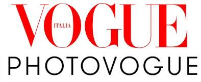 Vogue Italia Logo Photovogue