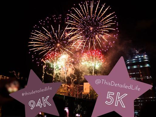 5K Celebration Giveaway!