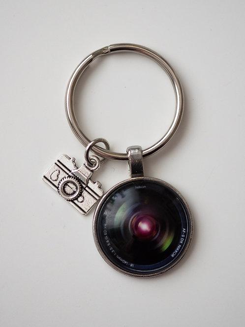 Lens & Camera Keyring