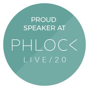Speaker at Phlock Live 2020